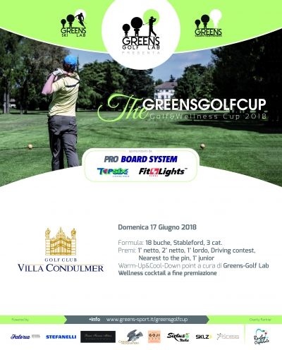THE GREENSGOLF CUP