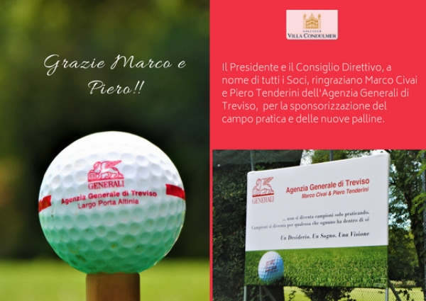 GOLF VILLA CONDULMER BUSINESS COMMUNITY