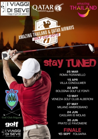 AMAZING THAILAND GOLF CUP