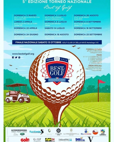 BEST OF GOLF CUP